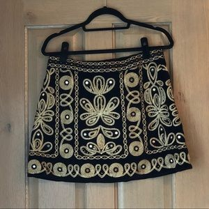 Calypso St. Barth Skirts - Calypso gorgeous detailed skirt!
